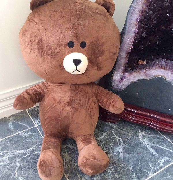 Brown bear Line 60cm